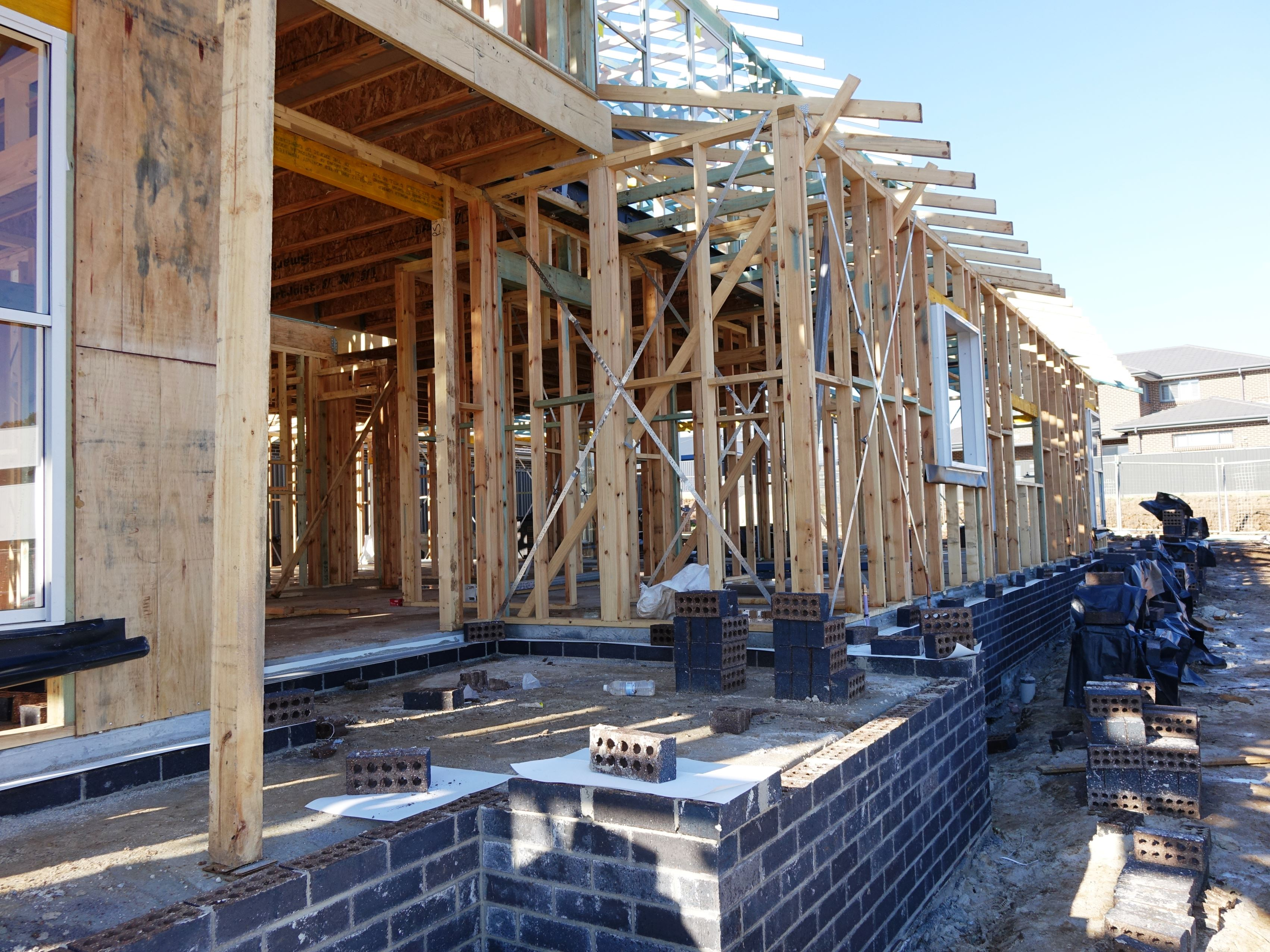 New home building inspections sydney construction for New home construction inspection